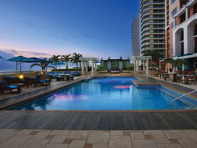 Photo for Beautiful 2 Bed 2 Bath Condo at Marriott Beachplace Towers