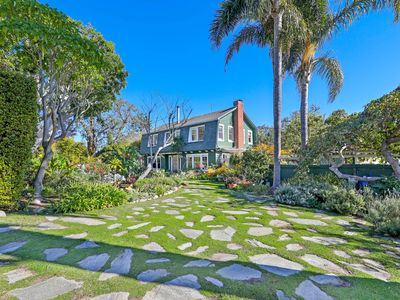 Photo for Charming Historic Home with 1/4 Acre Garden