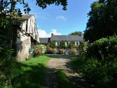 Photo for Holiday cottages in Centre Finistere - Le Cloitre Pleyben (4 & 5 beds)