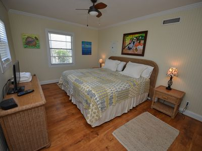 Photo for PINEAPPLE BEACH **TROUT **  path to the beach  lovely two bedroom w/pool