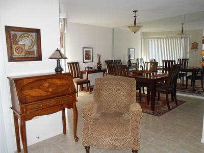 Photo for Hillcrest Haven - luxurious golf course condo in active senior community