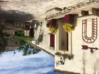 Photo for Small house in pretty Languedoc village