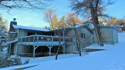 Photo for Bear Mtn. Retreat: Gorgeous Big Bear Getaway with ALL the Amenities & Views!!