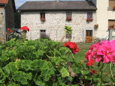 Photo for 2BR Cottage Vacation Rental in Condat-En-Combraille, Auvergne-Rhône-Alpes