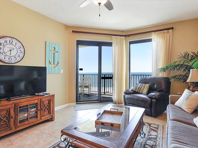Photo for Affordable Luxury Beachfront Condo | Spectacular 12th Floor Gulf View | My Beach Getaways