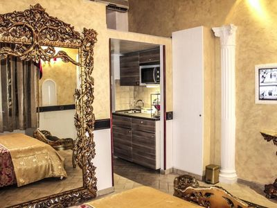 Photo for Wonderful apartment just 130 meters from the colosseum