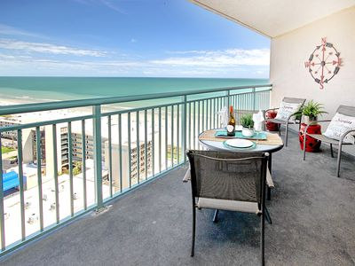 Photo for Newly Renovated Luxury 3bd, 2ba on the Golden Mile w/Beautiful Coastal Views