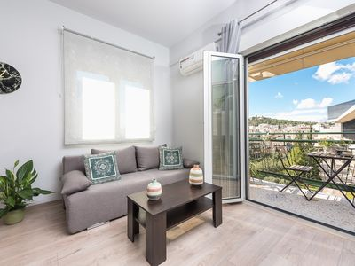 Photo for Epic View Boutique Athenian Apartment