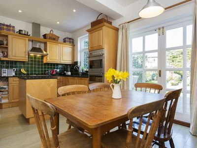 Photo for UP TO 20% OFF- Charming 5 bed family home located in a leafy London suburb-Veeve