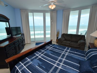 Photo for Lighthouse 801 - Great corner unit with a view to match!!