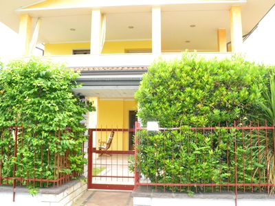 Photo for Rent apartment on the first floor proximity Virgilio spa.