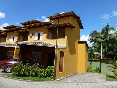 Photo for Charming house with 2 suites w / air, wifi in Cond. apartment with pool in Paraty