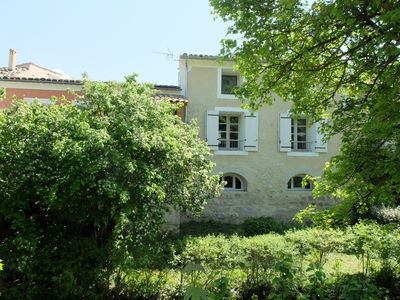 Photo for Charming village house in Drome Provençale in the Park Baronnies