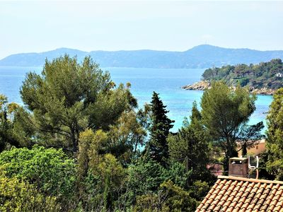 Photo for VILLA WITH SWIMMING POOL - AIGUEBELLE - LAVANDOU