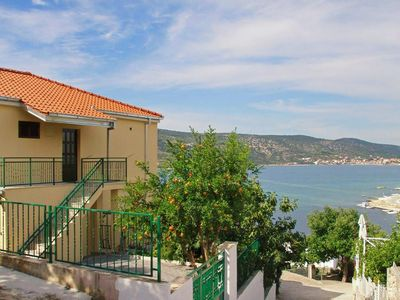 Photo for Apartment in Poljica (Trogir), capacity 4+3