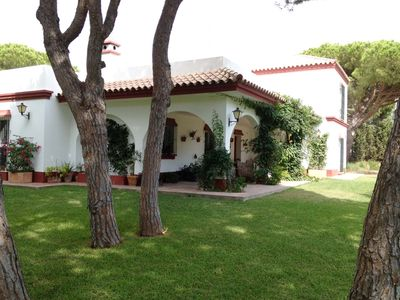 Photo for GREAT FAMILY HOUSE IN PINAR DE CONIL