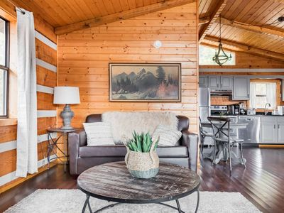 Photo for Renovated Hillside Cabin Close to Downtown Gatlinburg