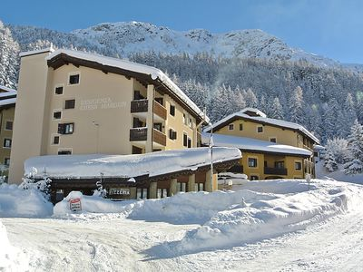 Photo for Apartment Residenza Chesa Margun  in Silvaplana - Surlej, Engadine - 2 persons, 1 bedroom