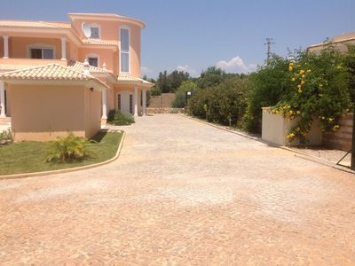 Photo for Villa Don Sonhos is a recently built, six bedroom villa situated in a quiet location, and a ten minu