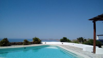 Photo for Hesperus - A 3-bedroom villa with private swimming pool near Super Paradise