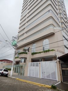 Photo for New fit rent, Praia Grande, Aviation, up to 6 people, 2 blocks from the beach