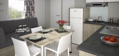 Photo for Camping de Keranterec **** - Cottage Duo 3 rooms 2/3 people