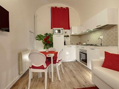 Photo for 1BR Apartment Vacation Rental in Firenze