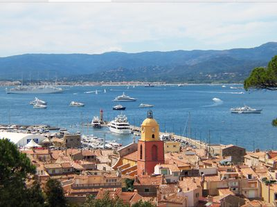 Photo for Saint Tropez with free parking.