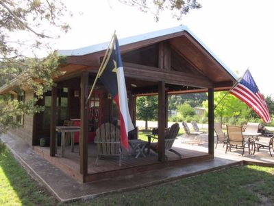 Cabin Vacation Rental In Leakey Texas 1903876 Agreatertown