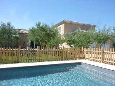 Photo for Cozy house in a quiet area, 4km from UZES swimming pool - 6 p