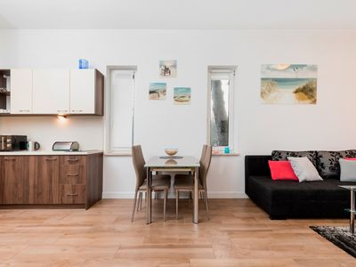 Photo for Apartment Aquamarina 2/9 with bedroom and terrace