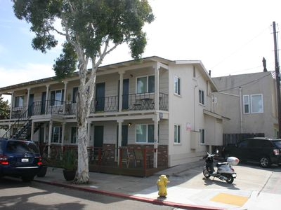 Photo for Adorable South Mission Studio1-Steps to Ocean & Bay, Walk 5min to Belmont Park 1
