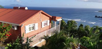 Photo for 2BR Apartment Vacation Rental in trois-rivières, Guadeloupe
