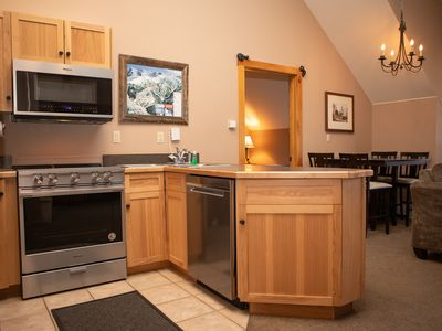 Photo for 2 Bedroom Penthouse In River Run Village
