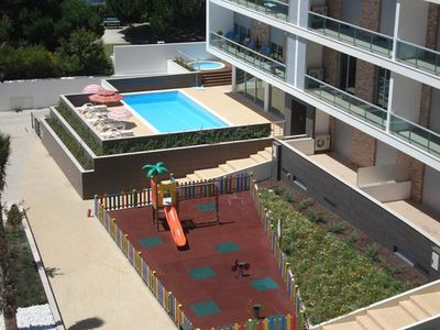 Photo for Apartment T3 for family holidays in a condominium with two swimming pools -Free Wifi