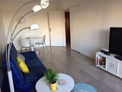 Photo for Créteil 2 rooms + parking / direct metro PARIS