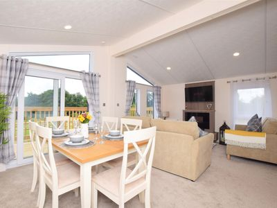 Photo for 2 bedroom Log Cabin in Sidmouth - 76514