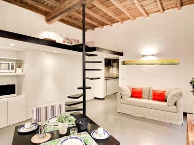 Photo for Apartment Vacation Rental in ROMA, IT