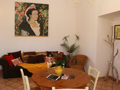 Photo for Gite 2 bedrooms, terrace, nature and countryside environment, sea 5 minutes