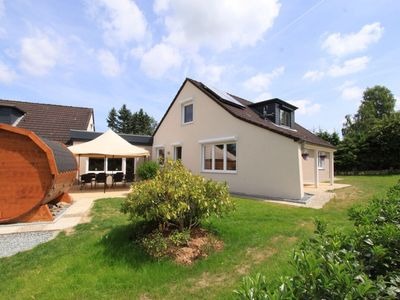 Photo for 230m² Ferien-Landhaus ***** - XL 18 adults + children, group holidays, barrel sauna in the garden
