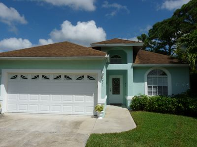 Photo for BEST VALUE Home - Walk to the Beach! Heated salt water POOL REDUCED SUMMER RATES