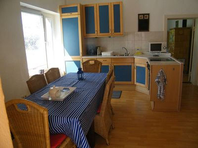 Photo for 4 room apartment - manor dämelow