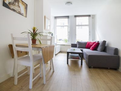 Photo for West Amsterdam - Ground Floor Apartment With Garden and Decking Area -