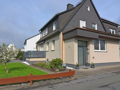 Photo for Pretty holiday home with a balcony complete with awning in Meschede in northern Sauerland