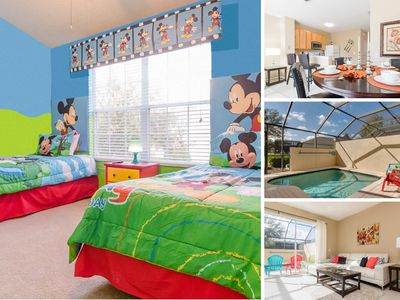 Photo for West Facing Townhome with Custom Kids Room, Upgrades Dec, 2015