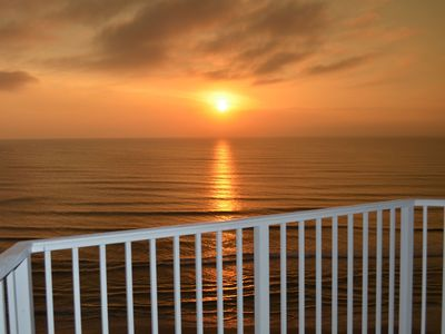 Photo for Direct Oceanfront, Newly Renovated 2-Bedroom, 2-Bath Condo - No Drive Beach