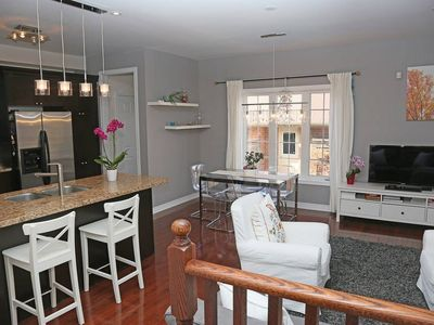 Photo for Superb 3BR Townhome - Parking Included!