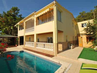 Photo for Club Villamar - Well maintained and functional villa along the Costa Brava. Due to its location v...