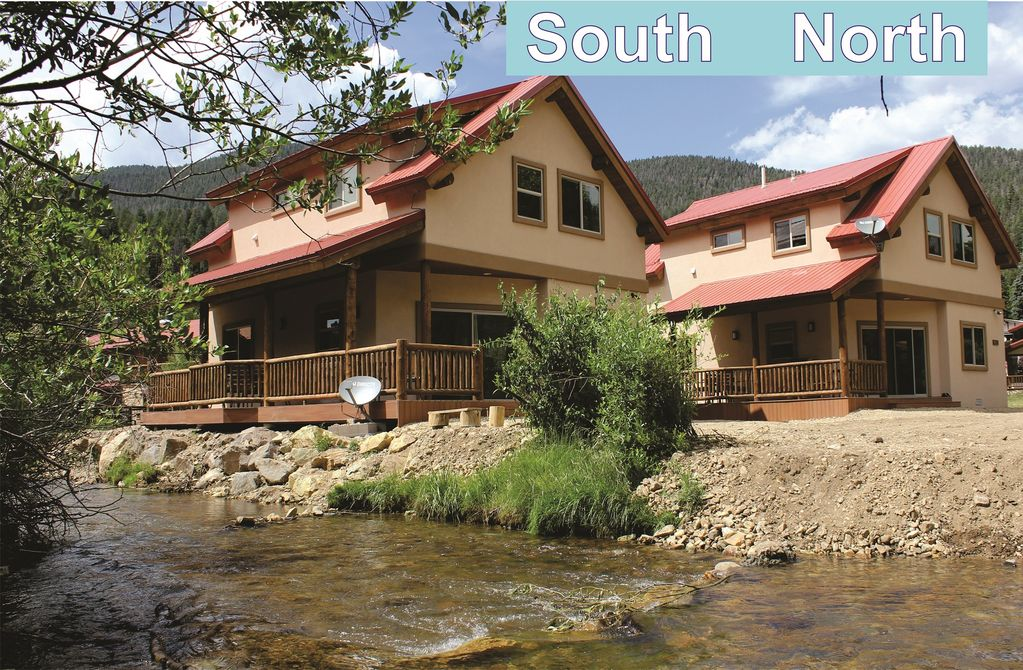 new rental mexico front real red estate cabins river nm vacation