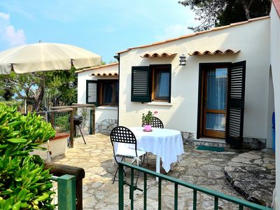 Photo for beautiful cottage with amazing  view on the sea with private access to the seaside